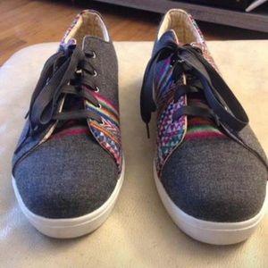 Inkkas Shoes- Unique